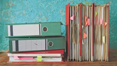 Where to Store Your Model Release Forms