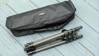 Gear Review: Oben Carbon Fiber Travel Tripod