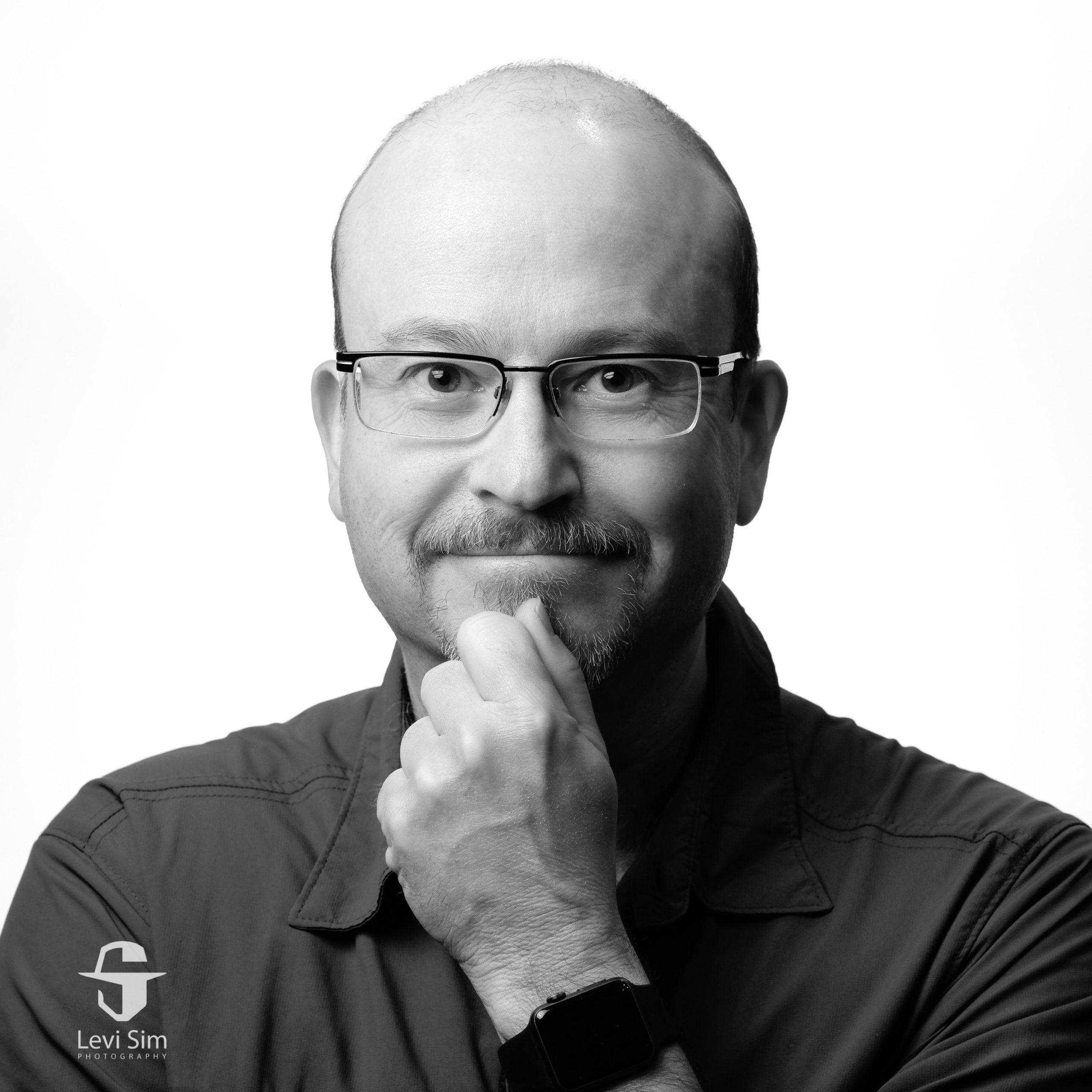 Levi Sim Steve Jobs Portrait Project Out Of Chicago 2017-4