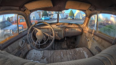 Stories from the Set: Rick Sammon Route 66 HDR
