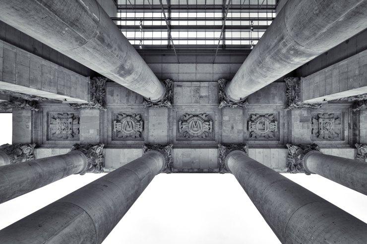 architecture - black & white