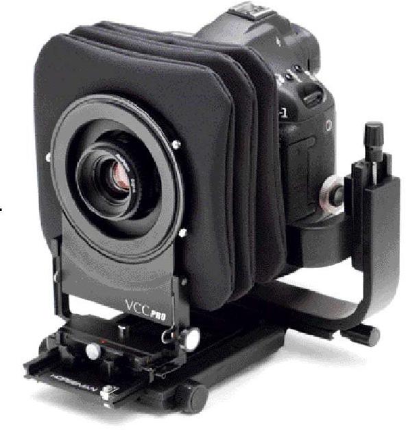 Horseman View Camera Converter