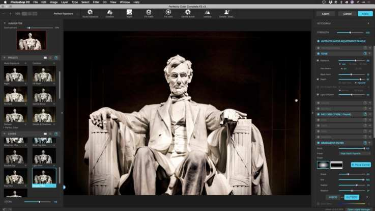 How to Use Plugins with the New Lightroom CC | Photofocus