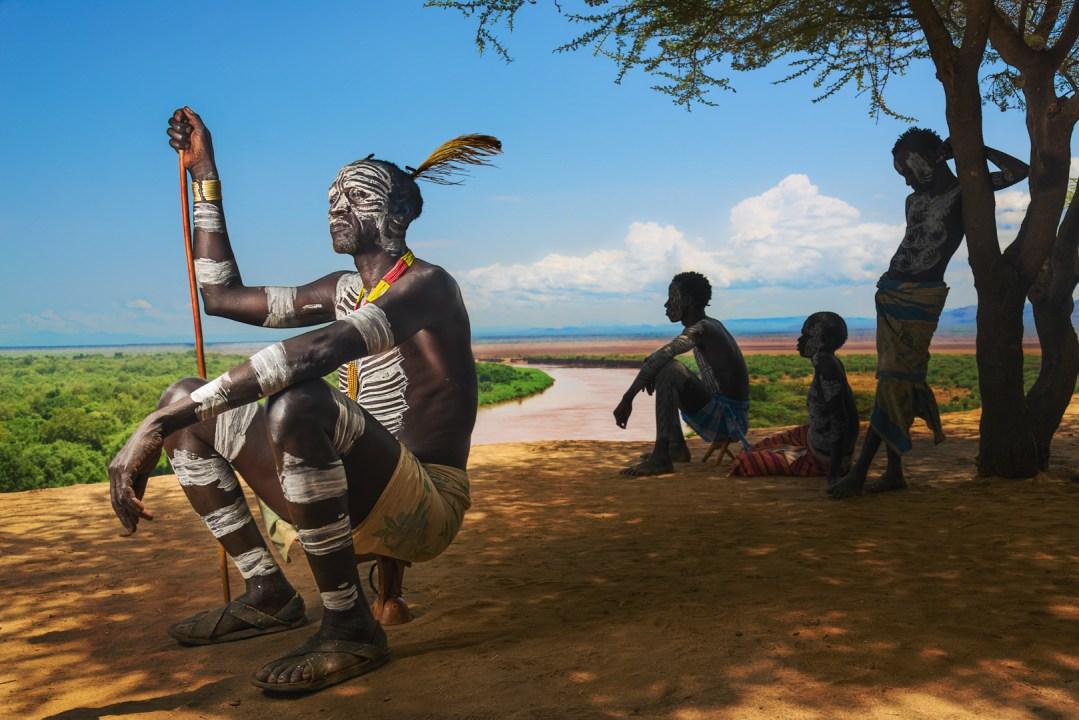 Ethiopian Chief