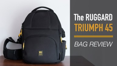A Hands-On Review of the Ruggard Triumph 45 Bag