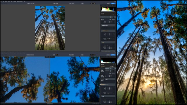 How to Remove Noise with a Luminosity Layer in Aurora HDR 2018