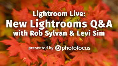 Lightroom Live: New Lightrooms Q&A