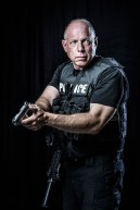 Starting Photo of Police Officer