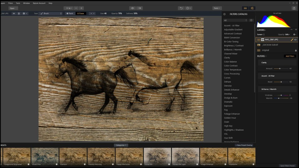 How to Transform Your Photos With Texture Layers in Luminar 2018 Part 1