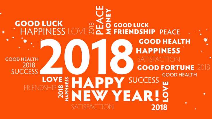 Happy New Year 2018 from Photofocus