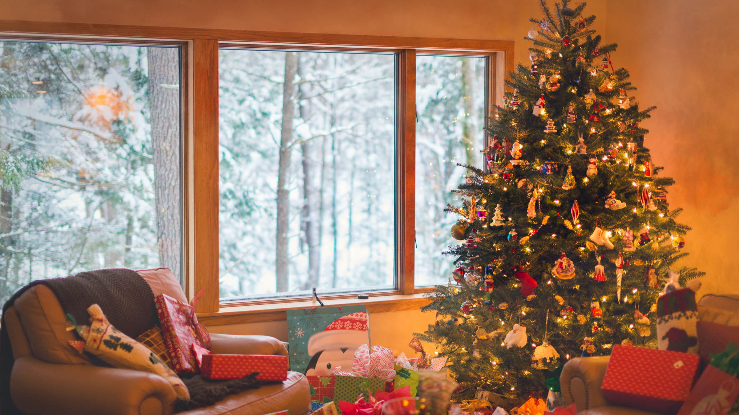 Getting Creative on Christmas Morning | Photofocus