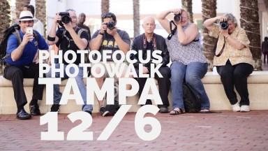 Photofocus Photowalk: Tampa 12/6