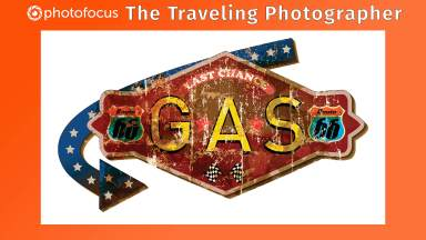 The Traveling Photographer: Driving Route 66