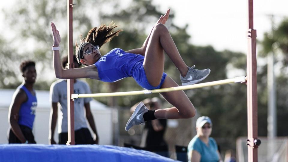How I Got the Shot: The High Jump