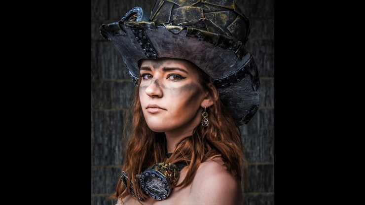 Photofocus Photographer of the Day Bernhard Garbers with SteampunkLadie