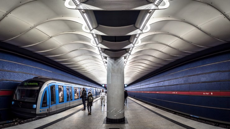 Photofocus Photographer of the Day Mark Meyer zur Heide for Underground Train. Travel