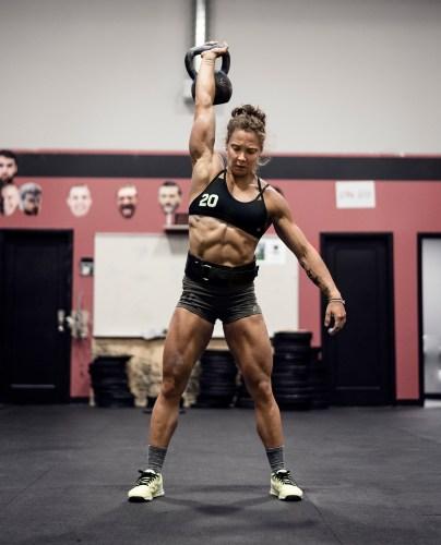 CrossFit Games athlete Carol-Ann Reason Thibault