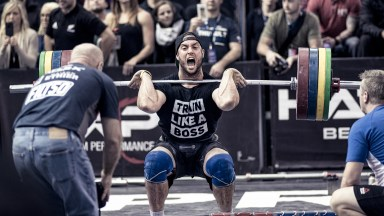 How to Step Up Your Olympic Weightlifting Photography Game