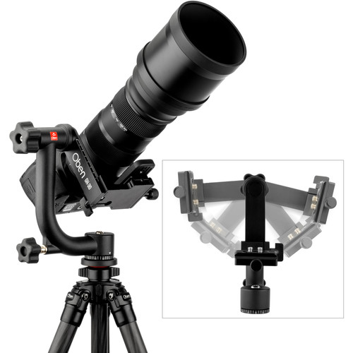 The Oben GH-30 gimbal head