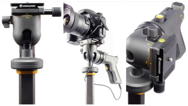 In Depth Video Gear Review: Vanguard Alta GH300T Tripod Grip Head