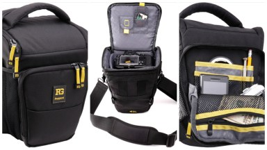Gear Review: Ruggard Hunter Pro 65 DSLR Holster Bag