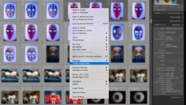 Quick Tip: Creating Two Versions of an Image in Lightroom Classic