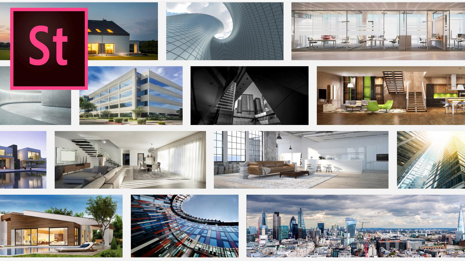 Adobe Stock Modern Architecture