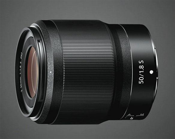 Nikon 50mm f/1.8 S