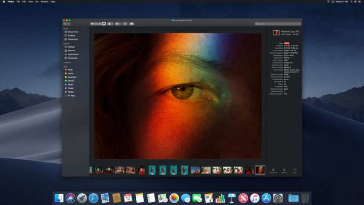 Is your workflow compatible with MacOS Mojave? | Photofocus