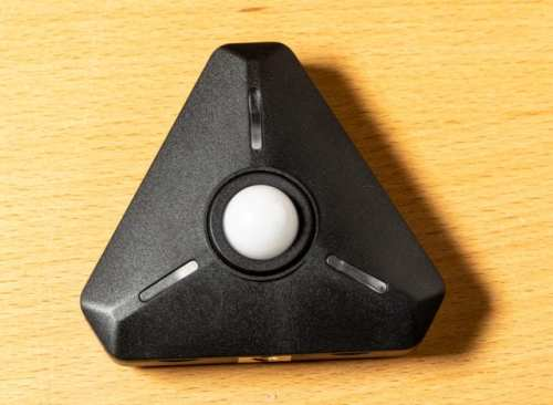The Illuminati meter bluetooths to your smartphone to measure the light falling on a subject.