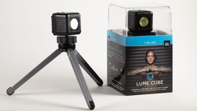 Quick Look: Lume Cube — tiny powerful lighting that's waterproof too!