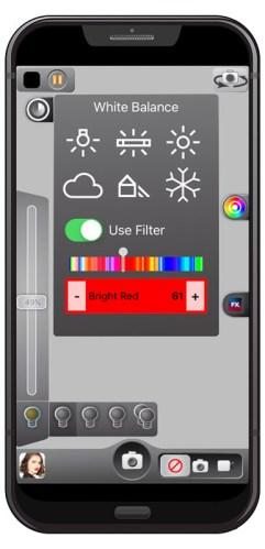 Luxli Conductor app