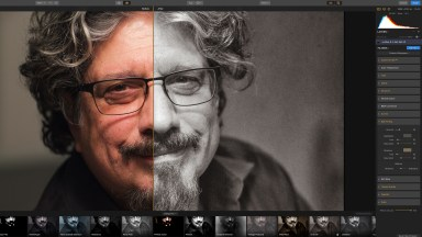 How to use Luminar's looks to be creative differently