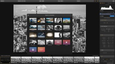 Luminar gets a tonal makeover for B&W photographers