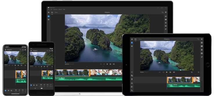 Adobe releases Premiere Rush video editing tool | Photofocus