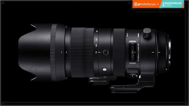 Sigma's new 70-200mm f/2.8 Sports zoom lens