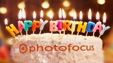 Happy Birthday to us! Photofocus turns 20 today!