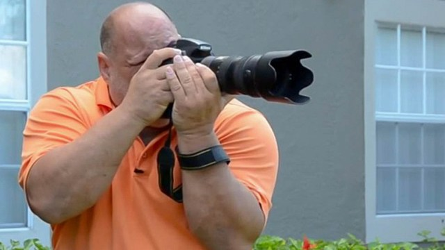 Quick Tip: How to hold a camera super steady