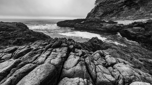 Landscape photography on gloomy days