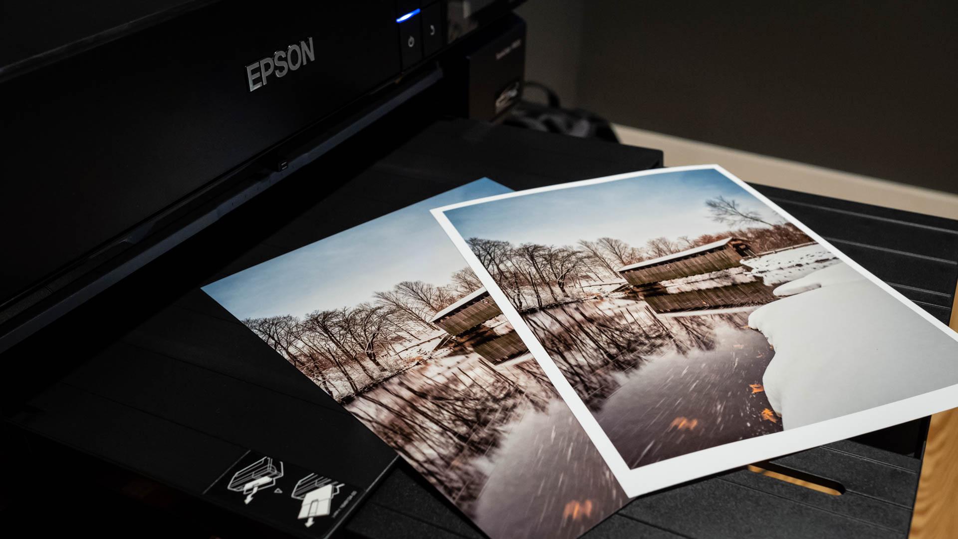 How to print borderless in Lightroom Classic | Photofocus