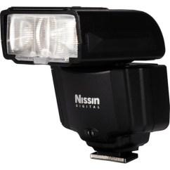 Nissin speedlight