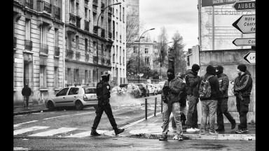 POTD, street, Johann Walter Bantz