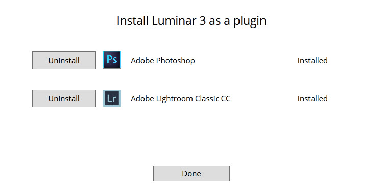 Windows version of plugins