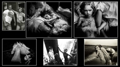Some photographs by Sally Mann