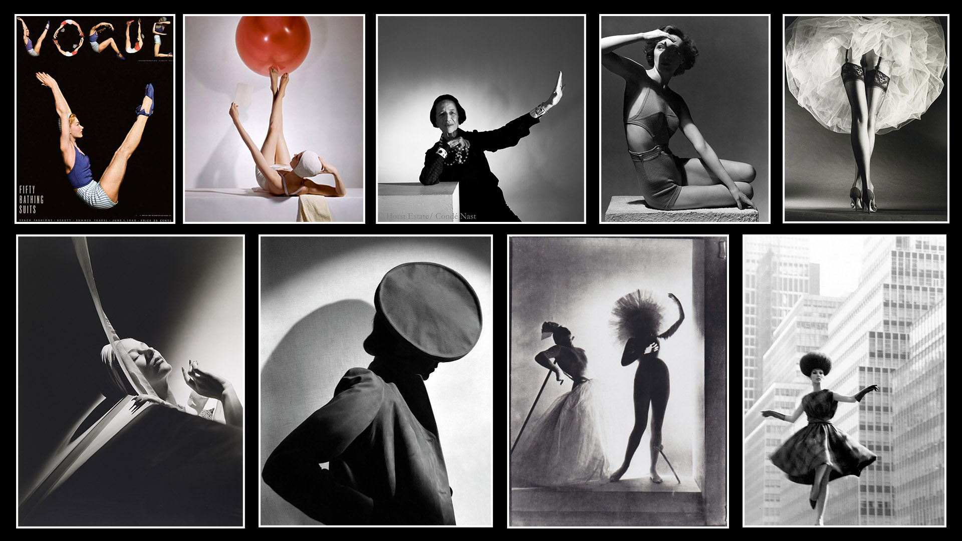 The photography of Horst P. Horst