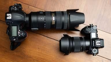 The Nikon Z6 for headshot photography