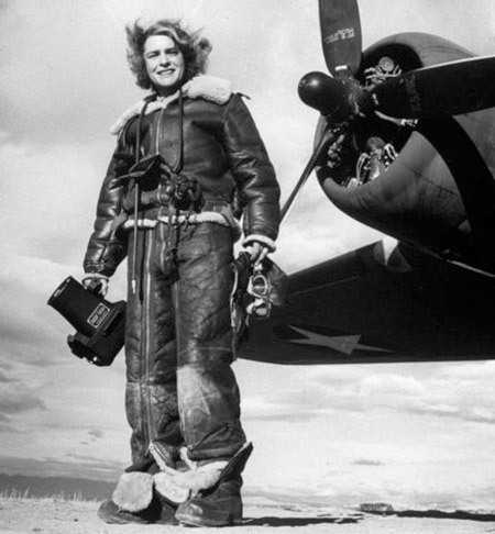 Margaret Bourke-White U.S. 8th Air Force, 1943