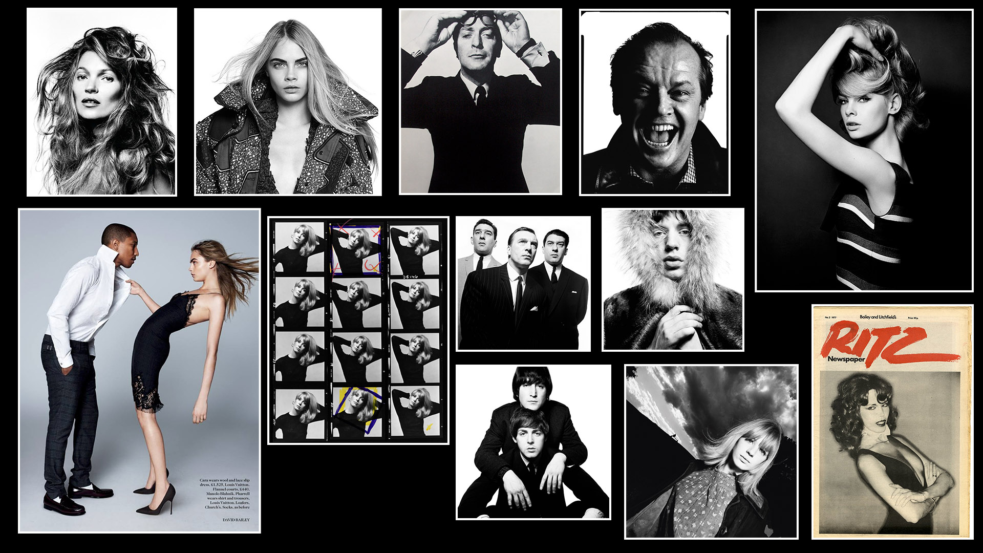 On Photography: Photographs by David Bailey