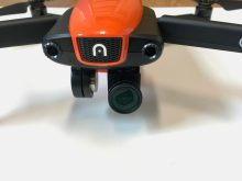 Autel Evo - camera and gimbal