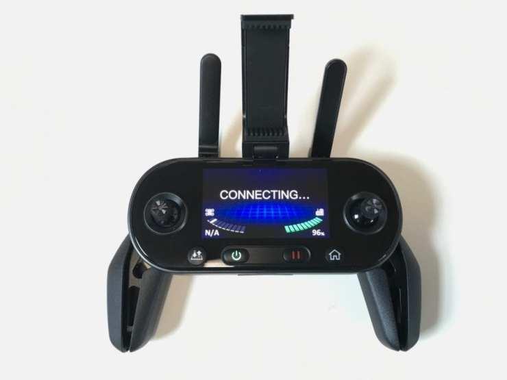 Autel Evo - front of remote controller